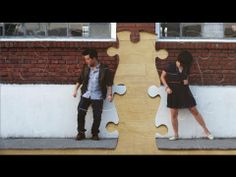 Missing Piece - David Choi - Official Music Video. such a cute video and song!