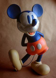 Classic Mickey Mouse Big Fig | by Miehana