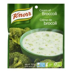 Mr Case Supplier of Knorr Soup Mix Cream Of Broccoli delivery to your home or office in Toronto, Ontario, Canada. comes in a case of Knorr Soup Mix Cream Of Broccoli Dry Soup Mix, Soup Mixes, Cream Of Broccoli Soup, Cheeseburger Chowder, Nom Nom, Snacks, Dishes, Breakfast, Recipes