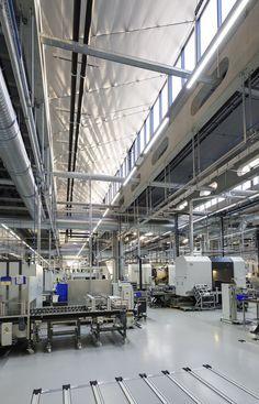 HAWE Factory Kaufbeuren,© David Franck