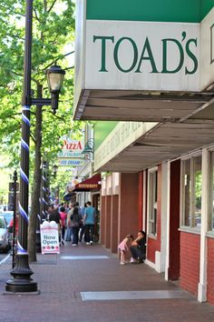 Historic Toad's Place in New Haven. All of the #music greats have played here. Jim Morrison of The Doors was arrested here in 1967
