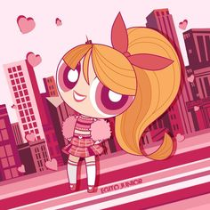 🐰❤Cammander and the leader❤🐰 Blossom has always been my favorite PPG hope I made her justice❤ Her outfit is inspired by design Cartoon Movies, Cartoon Shows, Blossom Bubbles And Buttercup, Powerpuff Girls Costume, Super Nana, Movie Character Costumes, Cute Sister, Ppg And Rrb, Profile Picture For Girls