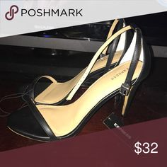 Express heels! Size 10. NWT NWT. Size 10. Black Express Shoes Heels