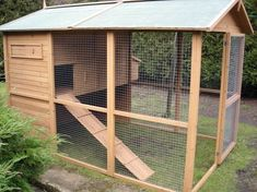 Luxury Outdoor Play Area Rabbit Hutch And Runbunny Hutchrabbit Hutcheslarge