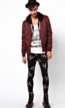 Leggings for Guys (Meggings!) & 6 Other Trends We Wish Men Would Give Up for Good