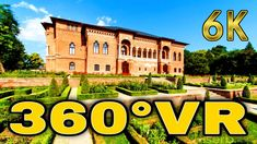 360° VR Inside Mogosoaia Palace Garden Walk Bucharest Romania 6K 3D Ilfo... Palace Garden, Bucharest Romania, Meeting Place, What Is It Called, Vaulting, Virtual Tour, World War Two, Vr, Art Gallery