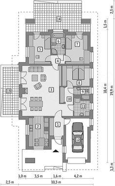 Best House Plans, Good House, Places To Visit, Floor Plans, How To Plan, Billionaire, Architecture, Building, Magnolia