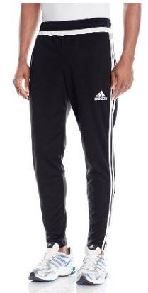 adidas Performance Men's Tiro 15 Training Pant No excuses. No sweat. Especially when you're wearing these high-performing men's soccer pants. Large White, Black White, Dark Grey, Pants Adidas, Adidas Men, Men's Pants, Adidas Shoes, Soccer Pants, Sport Pants
