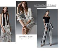 Olivia Palermo + Chelsea28. Exclusively at Nordstrom.
