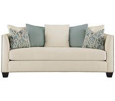 City Furniture: Briget Teal Fabric Sleeper