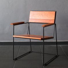 BM Estúdio | Cadeira BM  #designbrasileiro #feitonobrasil #designbrasil #mobiliariobrasileiro #decoração #arquitetura #casa #braziliandesign #furniture #homedecor #cadeira #chair #poltrona #BMestudio