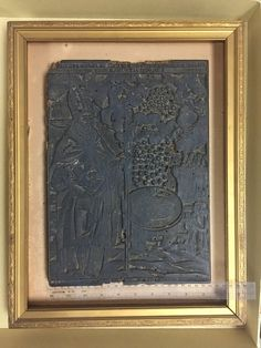 """Aaron T. Pratt on Twitter: """"So excited—about to CT scan this 15th-century engraved woodblock @ransomcenter that was used to print devotional broadsides. Will be 3D printing some facsimiles and releasing our 3D models to the public!… https://t.co/f9kYJB2wmI"""""""
