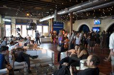 Samsung Blogger Lounge