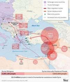 Update on Syrian Migration | Middle East Studies Center