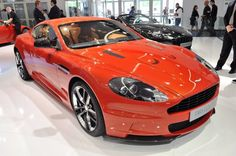 Aston Martin DBS carbon edition - 10 Most Beautiful Cars of 2013