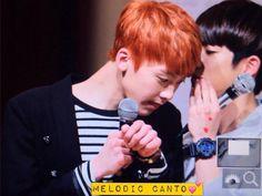 [10.10.2015] Astro Fansign - SanHa e MyungJun