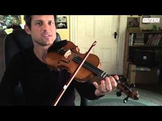 8 Fingering Tips To Help You Sound AMAZING - Fiddle Lesson - YouTube