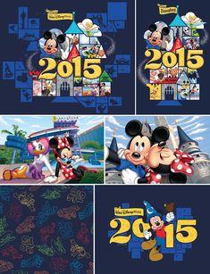 Minnie and Daisy...Minnie and Mickey 2015