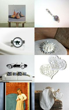 weekend at the country side  by Sonja Zeltner-Mueller on Etsy--Pinned with TreasuryPin.com