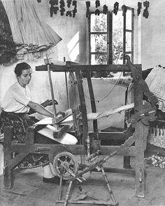 szövőszék Hungary, Weaving, Textiles, Marvel, Traditional, History, Poster, Painting, Vintage