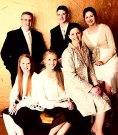 The Collingsworth Family at Silver Dollar City during Southern Gospel Picnic