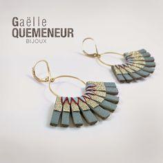 Blog sur les bijoux Mode, les pièces uniques Artisanales, l'actualité, et l'univers en Fils et Textiles de la créatrice Gaëlle Quéméneur.