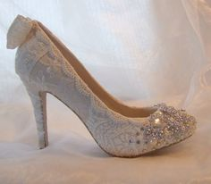 Great wedding shoes!