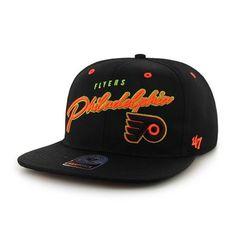 Philadelphia Flyers Neon Orange Snapback hat What Team 7f78ec94c32
