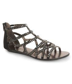 aeropostale womens report leticia gladiator sandal #Aeropostale #Gladiator