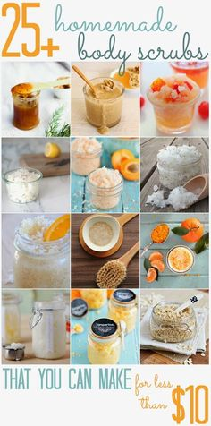 Love these DIY body scrub ideas! Try our 3 ingredient DIY COFFEE BODY SCRUB, it is so quick and easy to make!  It's a great budget friendly alternative to Frank Body Scrub http://bargainmums.com.au/diy-coffee-body-scrub