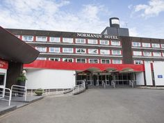 Glasgow Normandy Hotel United Kingdom, Europe Located in Glasgow Int'l Airport, Normandy Hotel is a perfect starting point from which to explore Glasgow. Featuring a complete list of amenities, guests will find their stay at the property a comfortable one. All the necessary facilities, including daily housekeeping, wheelchair accessible, 24-hour front desk, facilities for disabled guests, luggage storage, are at hand. Heating, desk, telephone, inhouse movies, television can be...