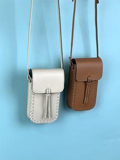 핸드폰 파우치   아이디어스 - 핸드메이드, 수공예, 수제 먹거리 Cambridge Satchel, Bags, Leather, Fur, Totes, Handbags, Bag, Hand Bags