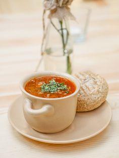 Kapuśniak – zupa z kiszonej kapusty Cantaloupe, Fruit, Ethnic Recipes, Food, Country, Recipies, Rural Area, Essen, Meals