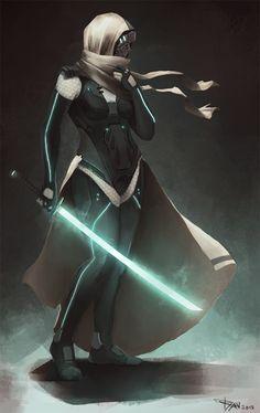 Assassin Lady by GloriousRyan on DeviantArt