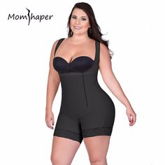 7df4a867aa Plus Size Modeling Strap Bodysuits Women Shapewear Bodysuit Slimming Waist  Trainer Butt Lifter Sexy Women Underwears Corsets