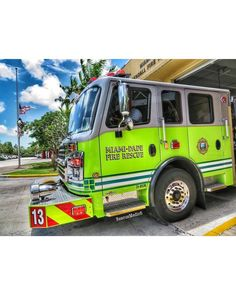 Miami Dade Fire Rescue #Fire