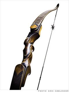 Each bow requires 12 to 16 hours of labor. To form a bow's limb, Morrison sands and laminates as many as five layers of wood, gluing them around a lightweight foam core. Then he strings the bow and tillers it, shaving off bits of wood until it performs to a customer's exact specifications.