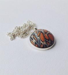 Animal Print Fimo PendantHandmade in by DelabudCreations on Etsy Funky Jewelry, Unique Jewelry, Gemstone Rings, Jewellery, Crafty, Pendant, Trending Outfits, Handmade Gifts, Animals