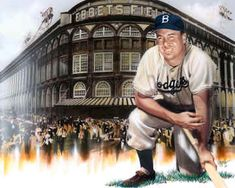 Duke Snider was one of my favorite baseball player. The Dodgers were one of my favorite team.