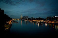 [파리여행/파리명소] 파리 어디에서 보아도 아름다운 에펠타워 (노틀담에서 그리고 미라보 다리에서...) : 네이버 블로그
