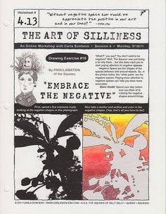 The Art of Silliness Day 13 by Amaryllis Creations, via Flickr