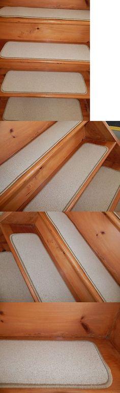 Stair Treads 175517: 15 Step 9 X 30 + Landing 21 X 30 Stair Treads