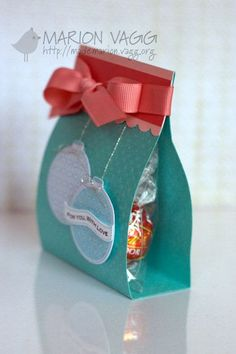 Christmas Treat Bag Detail 2 Christmas Treat Gifts Christmas Place Cards Christmas Boxes