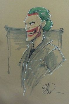 The Joker - Joe Benitez
