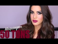 ▶ Maquiagem 50 tons de cinza - YouTube