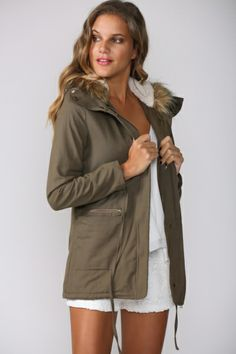 Toast and Butter Jacket Brown