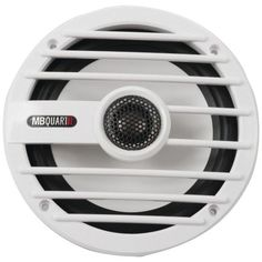 """Mb Quart Nkf116 Nautic Series 2-Way Coaxial Speaker System (6.5"""", 100 Watts Max)"""