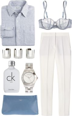 """All this time"" by clourr ❤ liked on Polyvore"