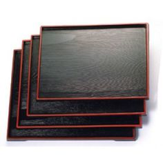 Serving Tray      Availability : In Stock     Dimentions : 409mm x 297mm     Pieces Per Item : 1     Colour : Red & Black     Material : ABS     Finish : Laquer     Item Code : D5-905     Weight : 500g  Price : $13.95
