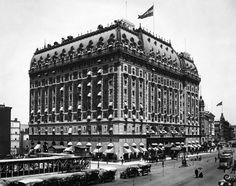 Hotel Astor – Manhattan, gone.